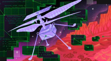 Ingenuity effettua il primo volo su Marte e GitHub premia gli sviluppatori