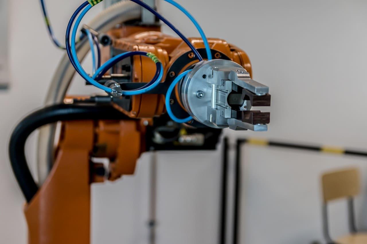 robot automazione 2020