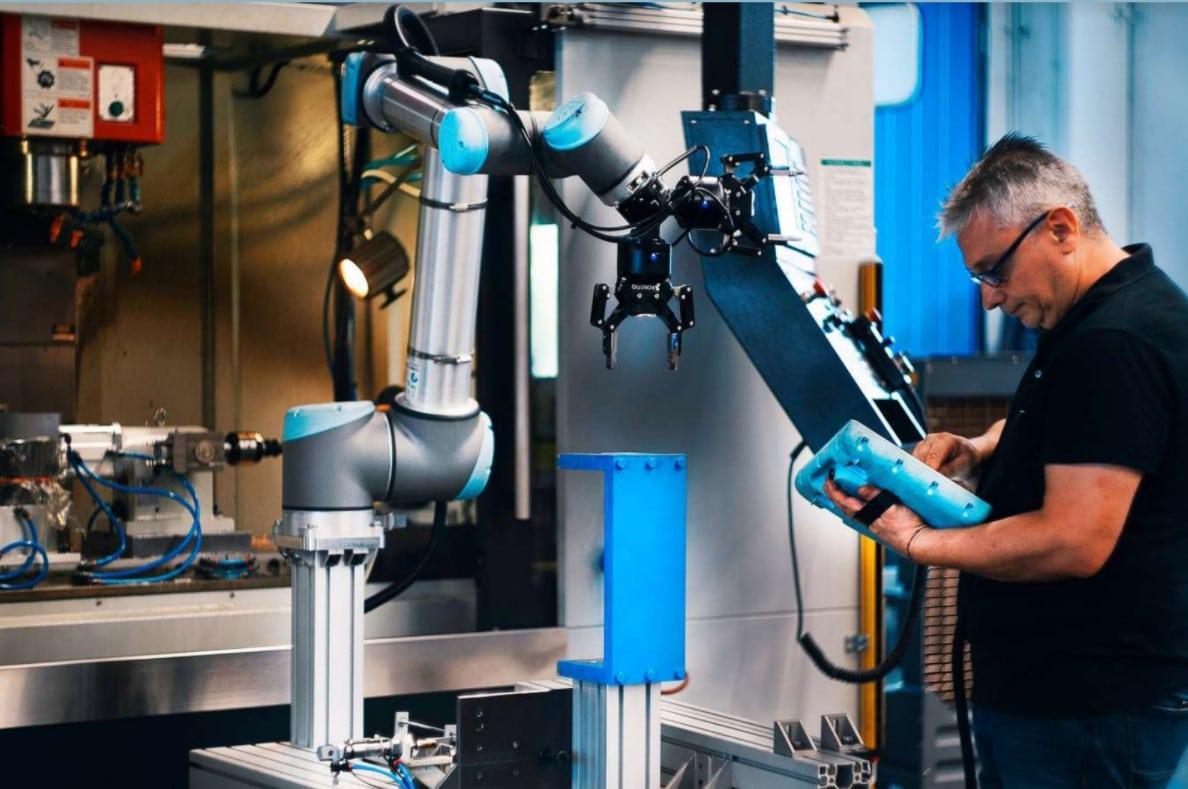 carta robotica collaborativa