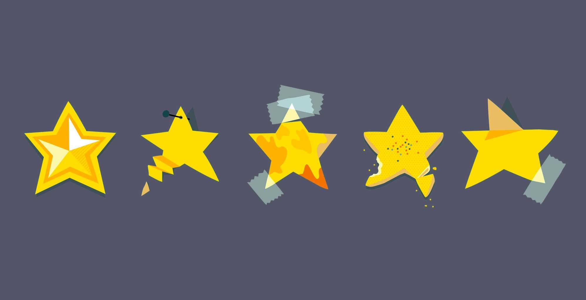 Amazon database recensioni false