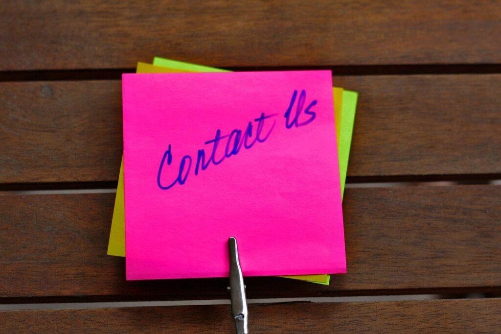 Form e moduli di contatto sono alleati fondamentali per la crescita di un'azienda.