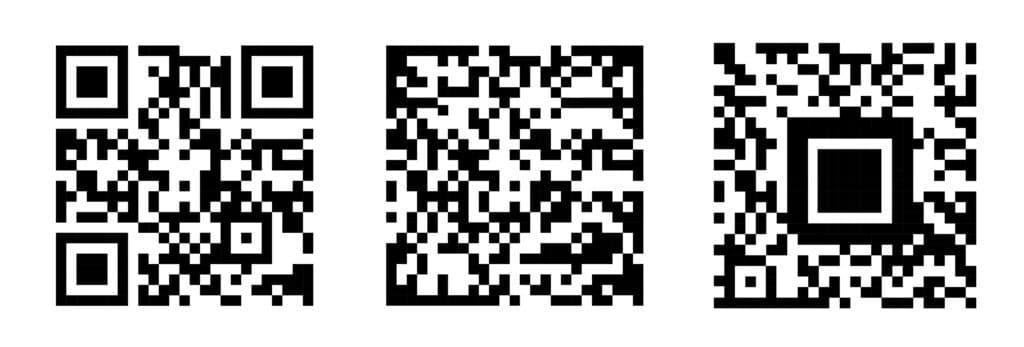 Tipologie di QR code.