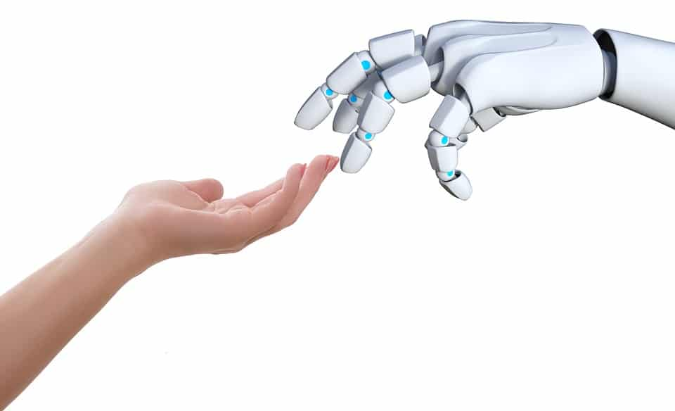 robot e fiducia