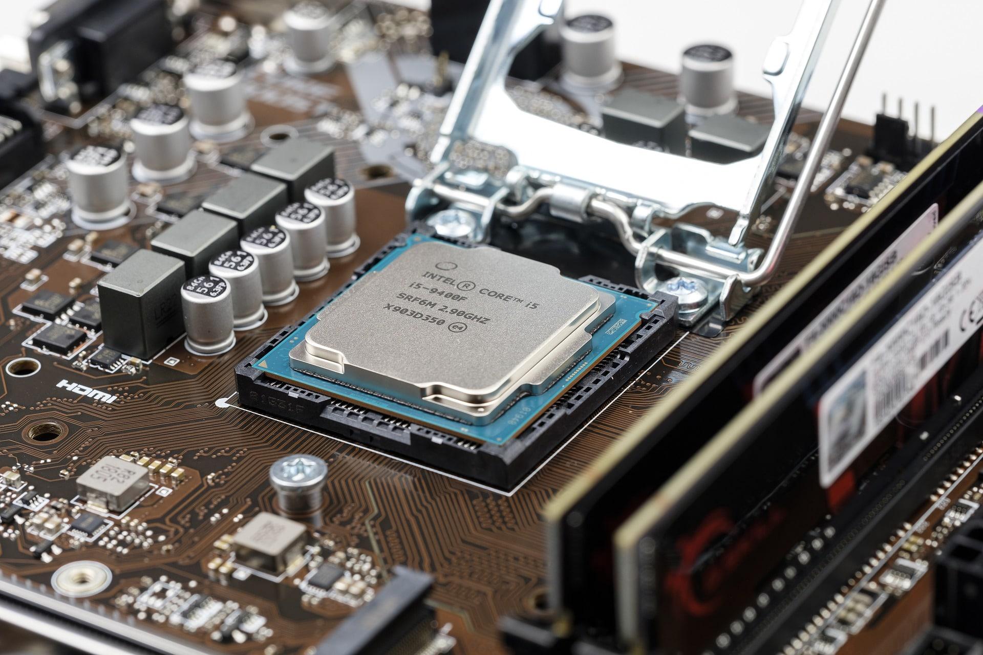Intel Alder Lake S