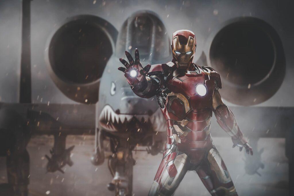Una delle prime collaborazioni di Netflix è stata con la Marvel.