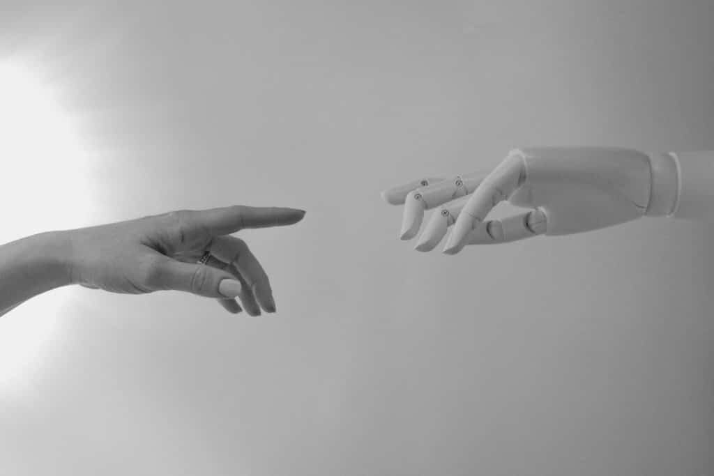 TacLINK funge da pelle artificiale per i robot, comportandosi come quella umana.