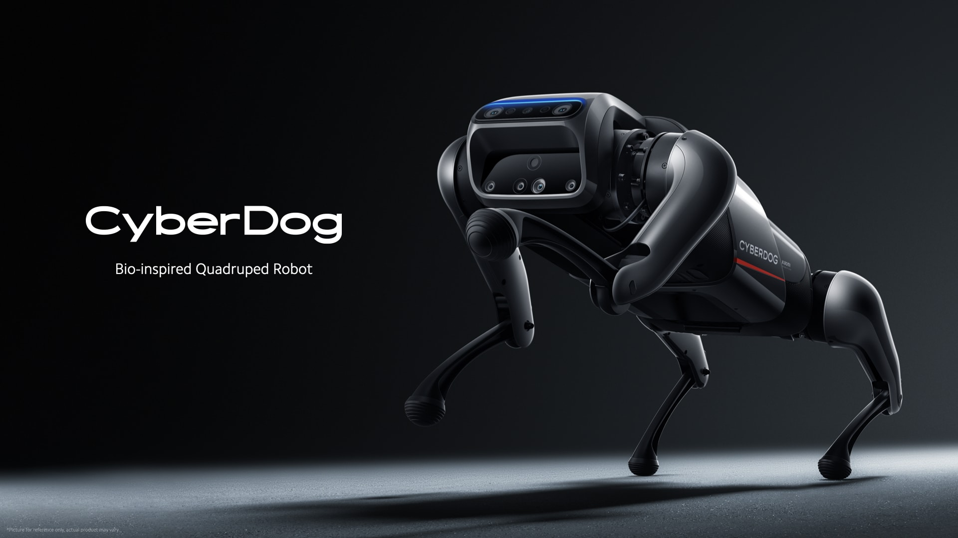 Cyberdog Xiaomi cane robot