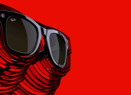"""Ray-Ban e Facebook lanciano """"Stories"""", gli smart glasses per tutti"""
